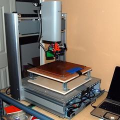 SonyRap 3D Printer