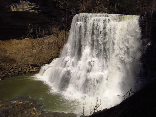 Burgess Falls - Main Waterfall #1