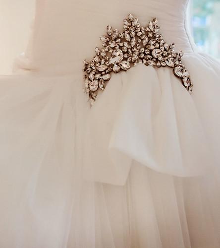 豐腴女孩也能挑到漂亮婚紗9