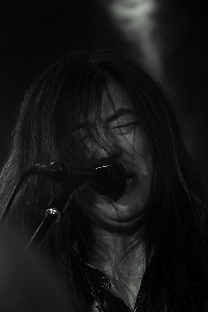 ROUGH JUSTICE live at Outbreak, Tokyo, 16 Apr 2014. 156