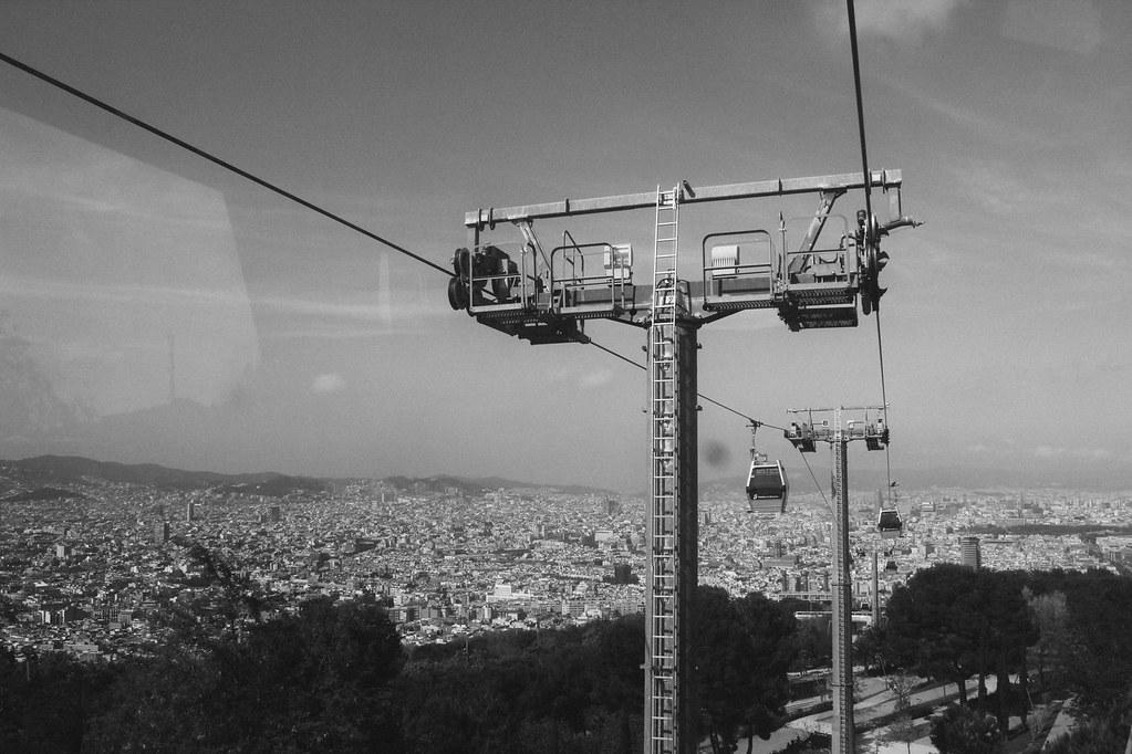 Mont juïc