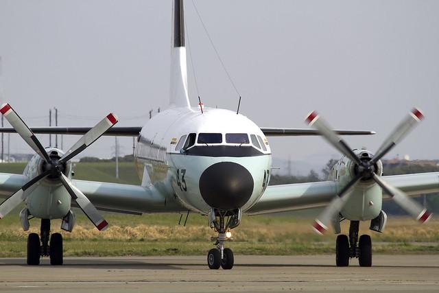 JMSDF NAMC YS-11