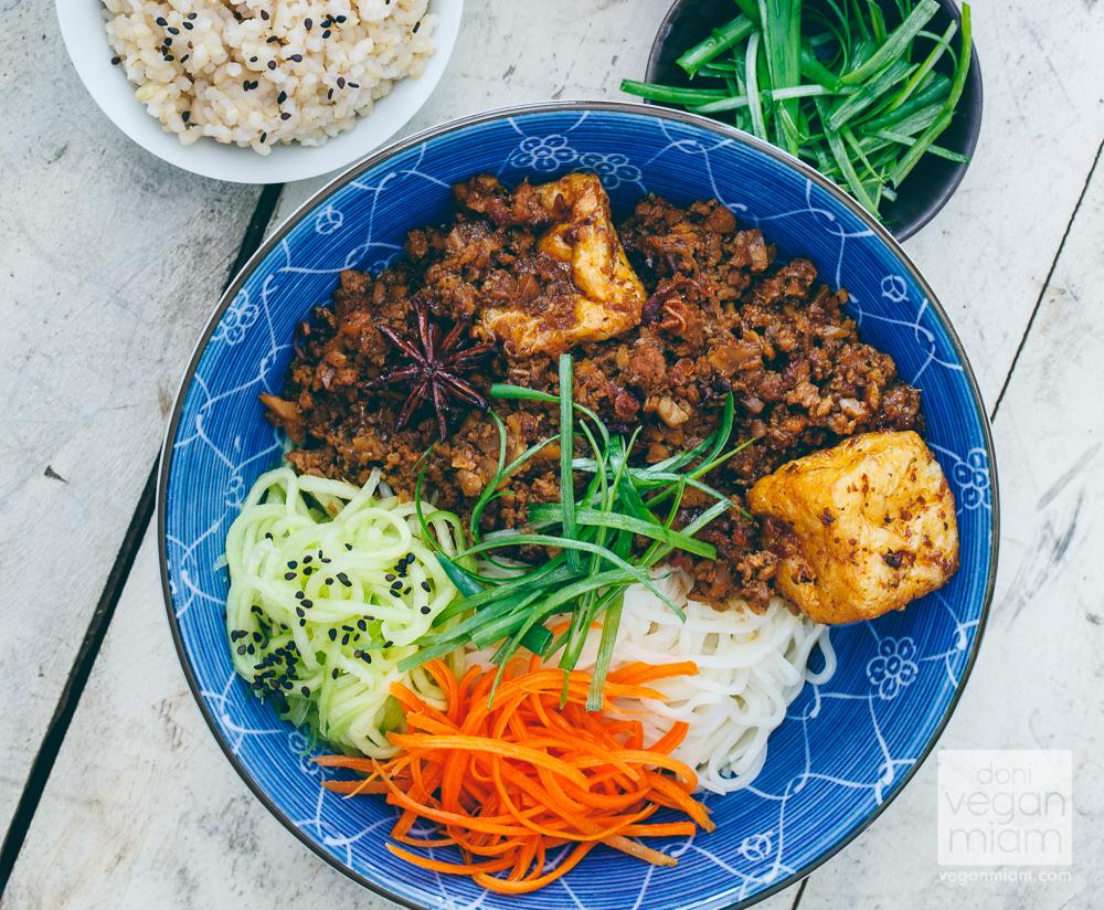 Vegan Rou Zhao