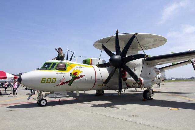 U.S.NAVY E-2C Liberty Bells