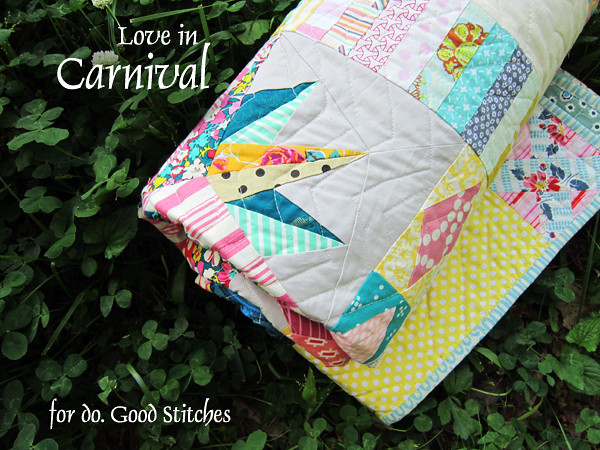Love in Carnival for do. Good Stitches