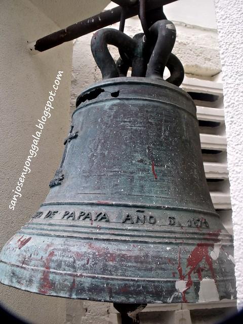Papaya Church Bells (1874)