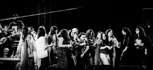 Kailash Kher with Audience