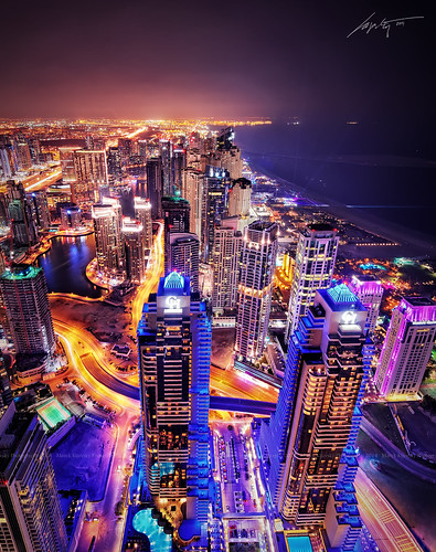 --Neon City #2--