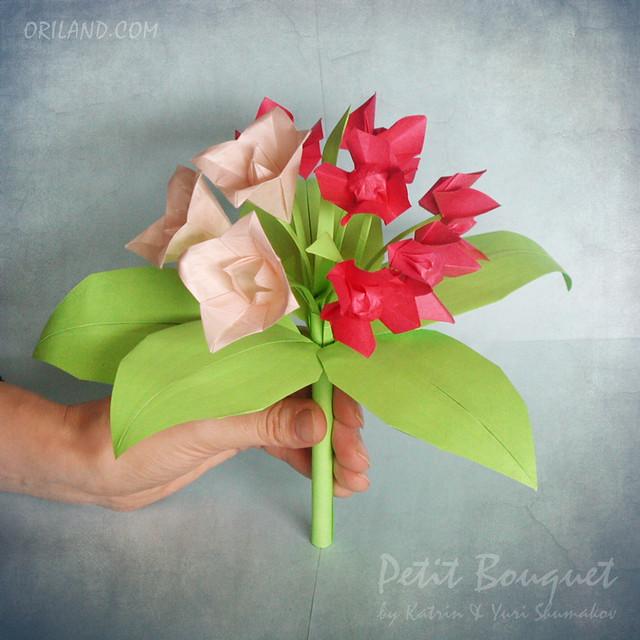 Origami Petit Bouquet