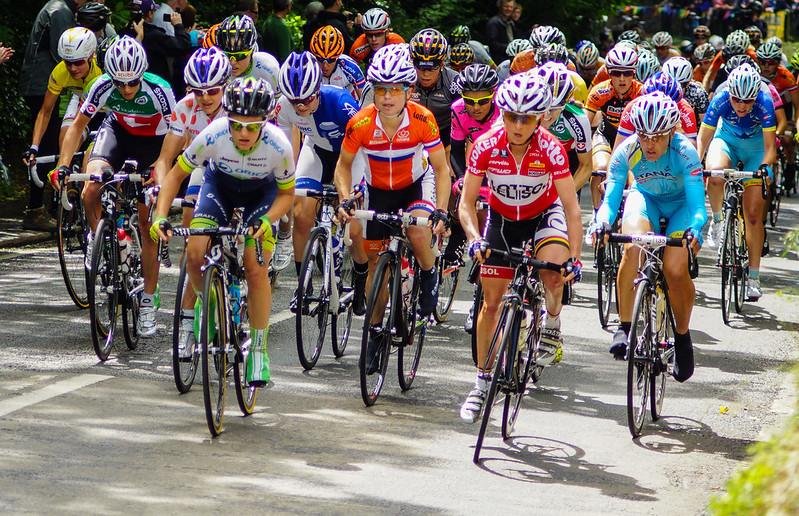 Women's Tour of Britain - Stage 4 - Cheshunt to Welwyn via Hertford-3