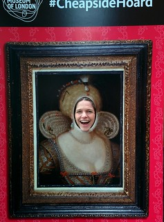 Me as Anne of Denmark