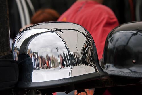 Concetración Harley Davidson Barcelona 2012