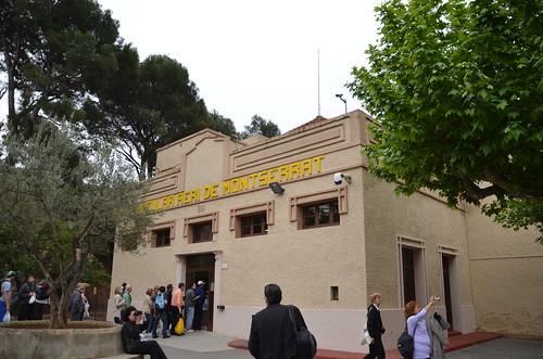 Teleférico de Montserrat