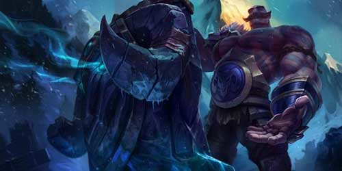League of Legends: new champion Braum revealed