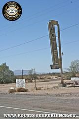 Viaje Route 66 en moto, ruta 66 harley 105