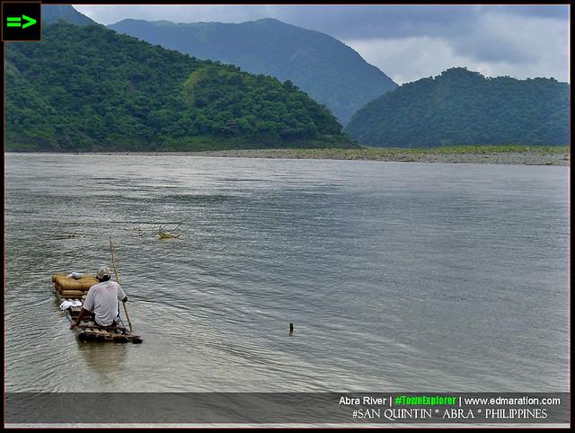 Abra River: San Quintin, Abra