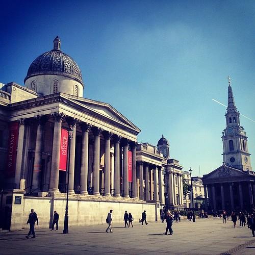 National Gallery #london #nationalgallery #art
