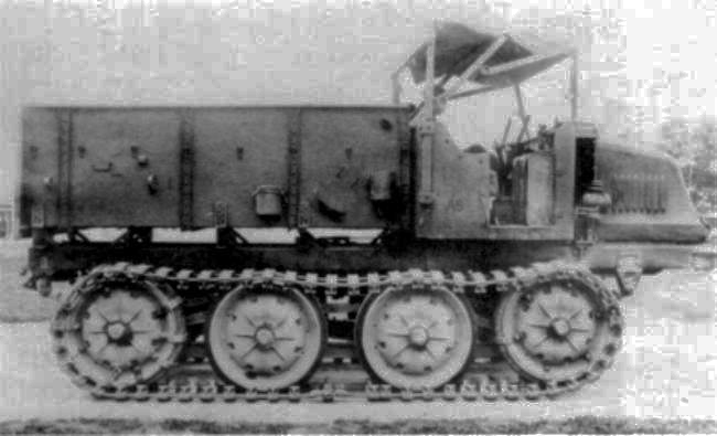 Militor with Chase Track