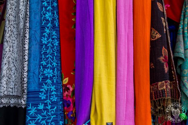 Shopping in Boudha