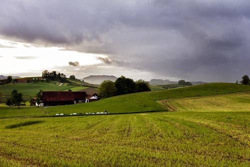 Maiengewitter bei Waldzell