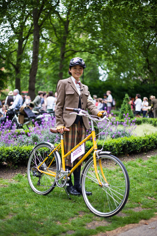 Street Style - Sumika, Tweed Run