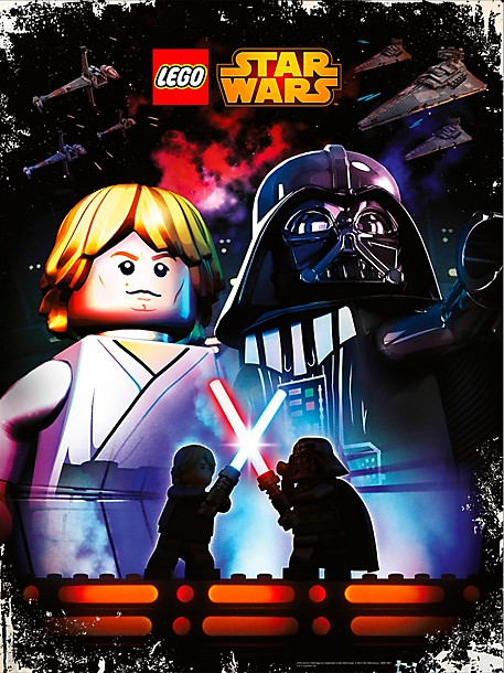 LEGO Star Wars May 4th Poster