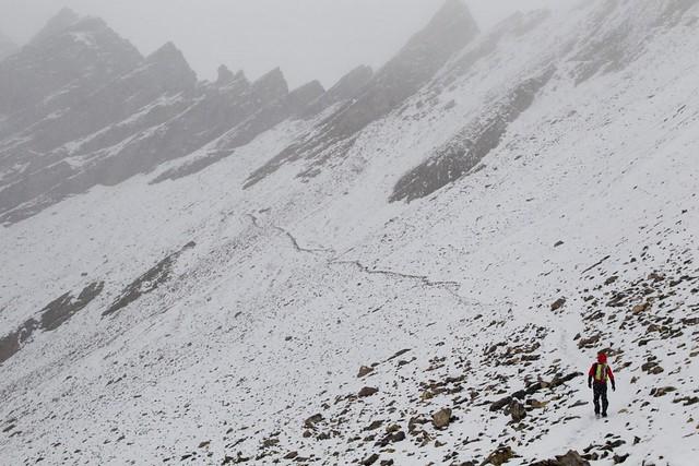 Οι καιρικές συνθήκες το 2012 ανάγκασαν τους διοργανωτές να διακόψουν τον αγώνα... © Enrico Romanzi