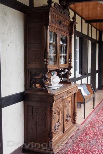 Hotel Kasteelhof 'T Hooghe インテリア
