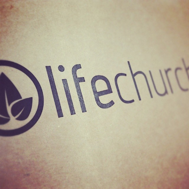 Pretty excited about the new logo for www.lifechurchcalvert.com
