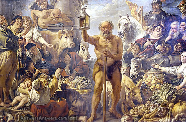 Header of Diogenes