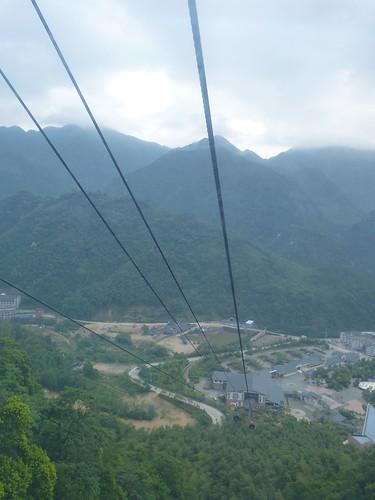 Jiangxi-Sanqing Shan -telephrerique est (2)