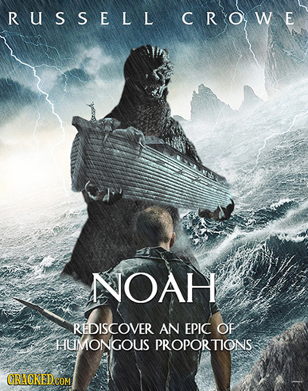 Godzilla em Nóe
