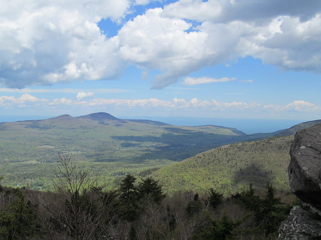 Round Top, Kaaterskill High Peak and Huckleberry Point