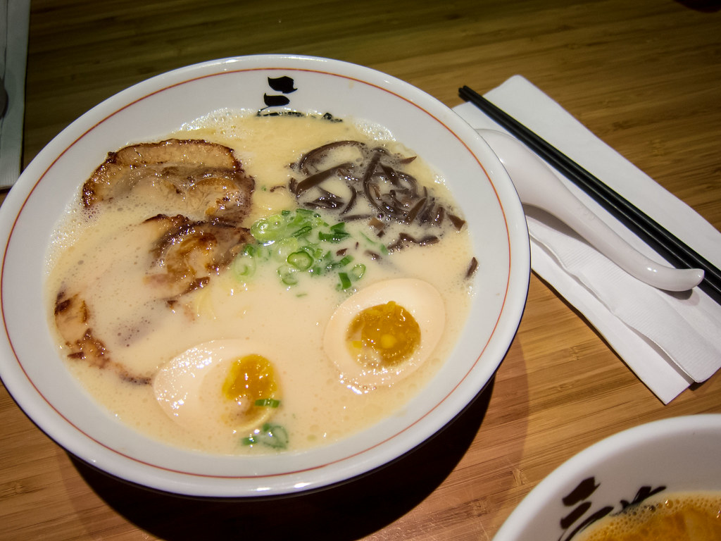 Sansotei Ramen on Yonge