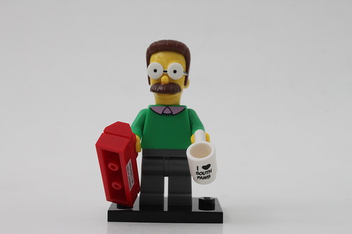 LEGO Minifigures The Simpsons Series (71005) - Ned Flanders