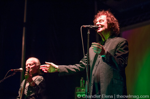 The Zombies @ Austin Psych Fest 2014, Friday