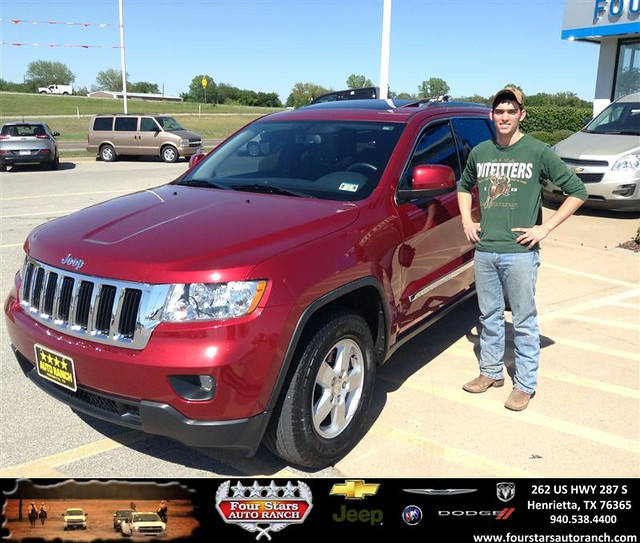congratulations to casey allen on your jeep grand cherokee purchase from dewayne aylor at four. Black Bedroom Furniture Sets. Home Design Ideas