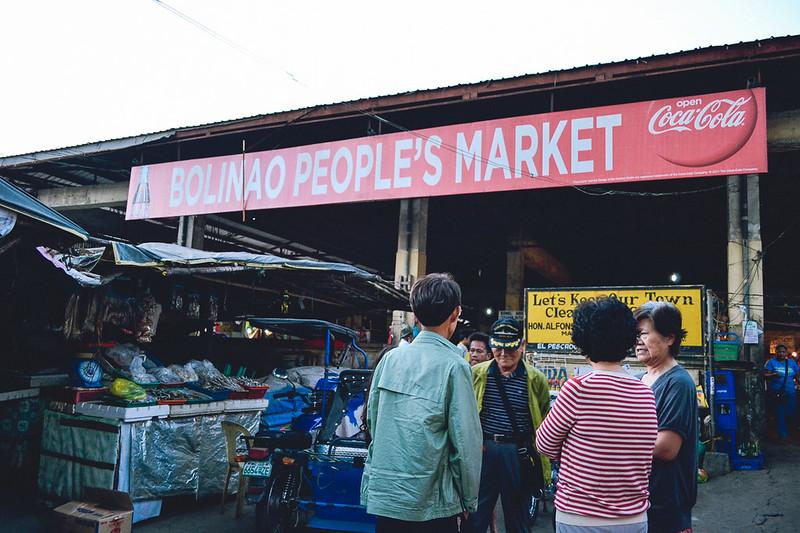Bolinao Market