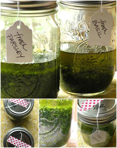 Mrs. Fields Secrets Preserved Herbs