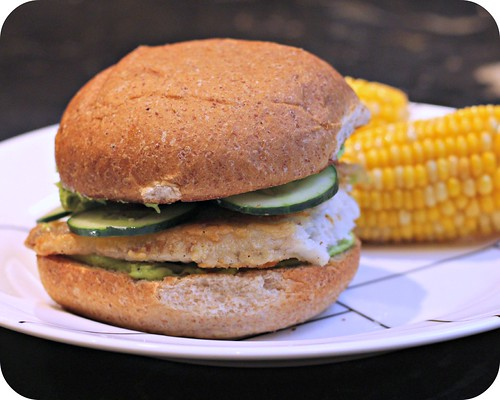 California Fish Sandwich