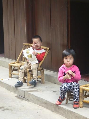 Jiangxi-Longhu Shan-2 Shangqing-village (15)