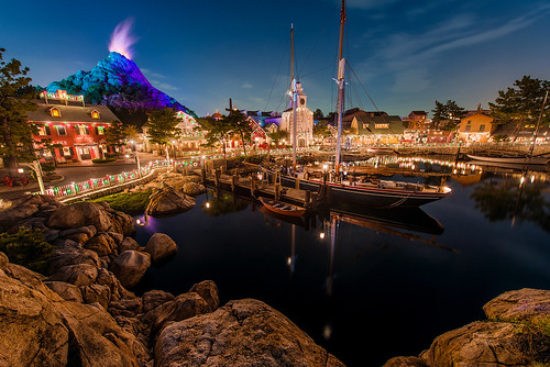 Disney Grand Circle Tour of the Pacific Rim