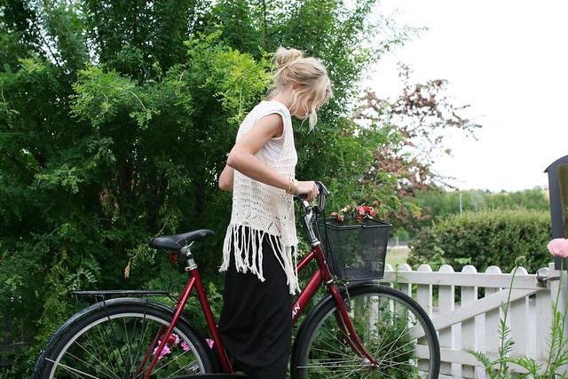 cykelsommar, cykel
