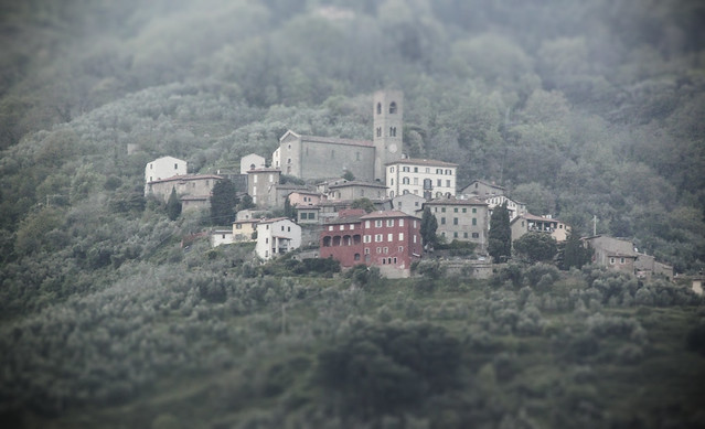 From train - Lucca > Florence