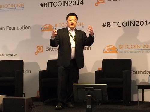 Bobby Lee at Bitcoin 2014