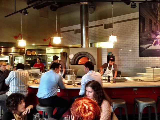 Pizzeria Vetri, Philadelphia