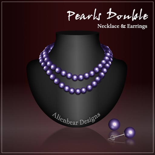 $20L pearl double purple