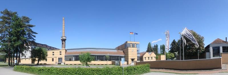 P5030009 Pano fábrica de Fagues en Alfeld Unesco Alemania