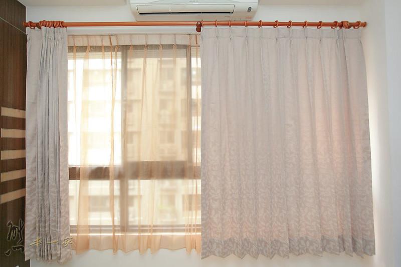隆美窗簾大台北窗簾|采晴新北窗簾