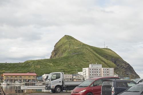 【写真】離島めぐり : ペシ岬